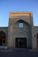 Caravanseray Sayfiddin