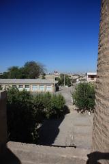 Vista desde el techo
