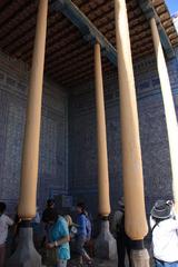 Mezquita de verano dentro de la fortaleza