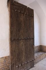 Detalle de la puerta