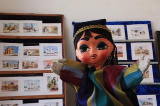 Artesanía uzbeka