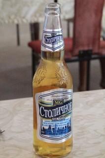 Con el calor que habíamos pasdo apetecía una cervecita fresca.