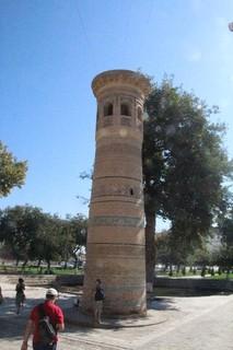 Minarete mezquita Bolo Xauz
