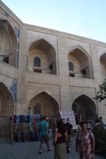 Madraza Kokaldosh. Habitaciones de los estudiantes