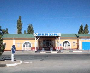 Estación de servicio