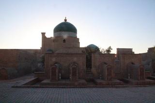 Mausoleo de Makhmud Pakhlavan