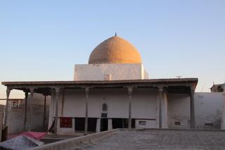 La mezquita blanca