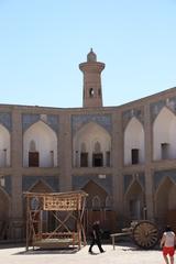 Interior de la madraza alla Kuli Kan