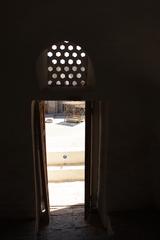 Puerta por la que subimos