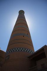 Minarete de la madraza Islom Xo'ja