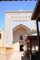 Mausoleo Pakhlavan Makmud