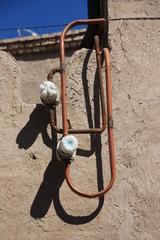 El gas llega a todas las casas. No en vano Uzbekistan es un gran productor del mismo