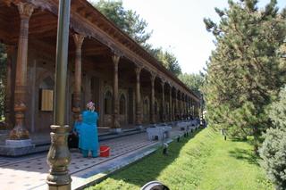 Mustaqilik maydoni (Área de la independencia)