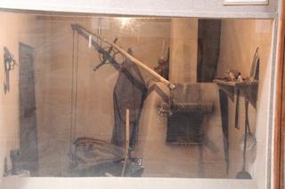 Foto de una vieja forja
