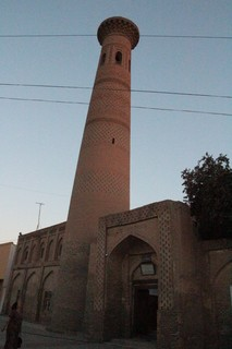 Mezquita y minarete de Sayid Niaz Sheliker