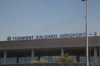Aeropuerto de Tashkent
