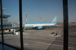 Nuestro avión un Boeing 767