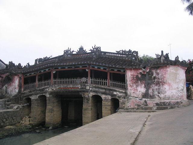 Puente japonés. Foto de xxx. Gentileza de Wikipedia.