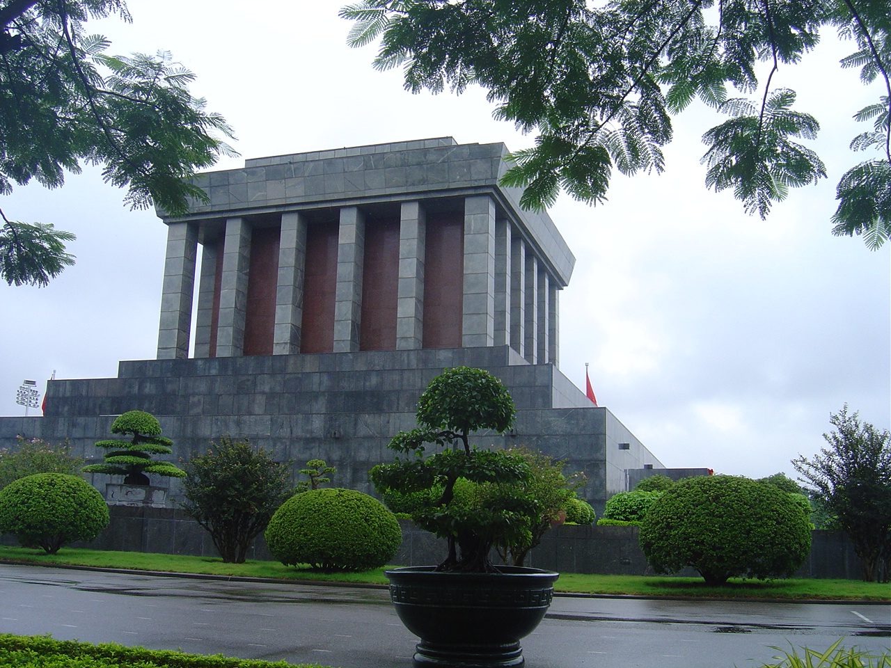 Mausoleo de Ho Chi Ming