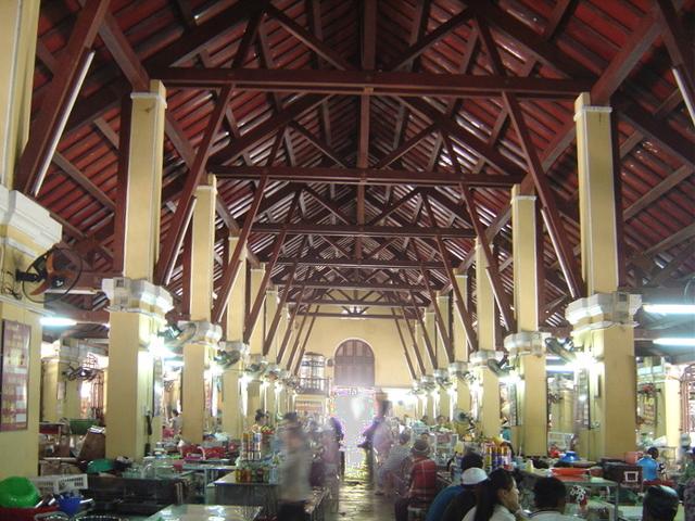 Antiguo mercado de Hội An.