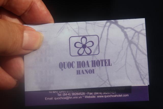 Hotel Quoc Hoa
