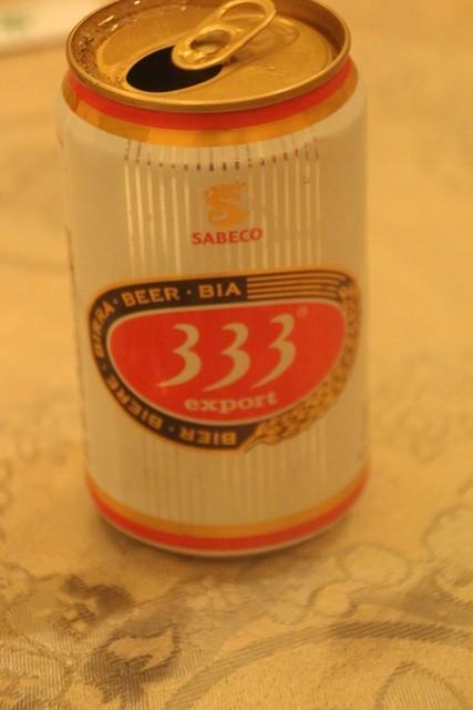 Cerveza 333