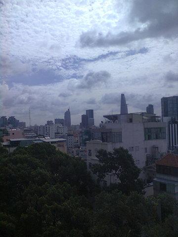 Más vistas desde la ventana