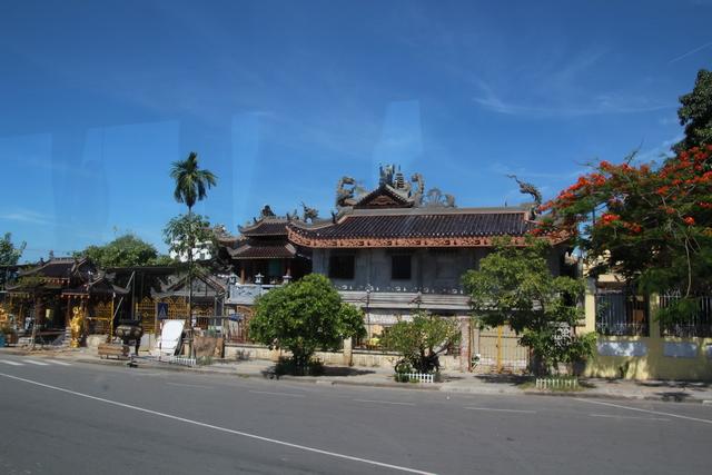 Edificio en Danag.