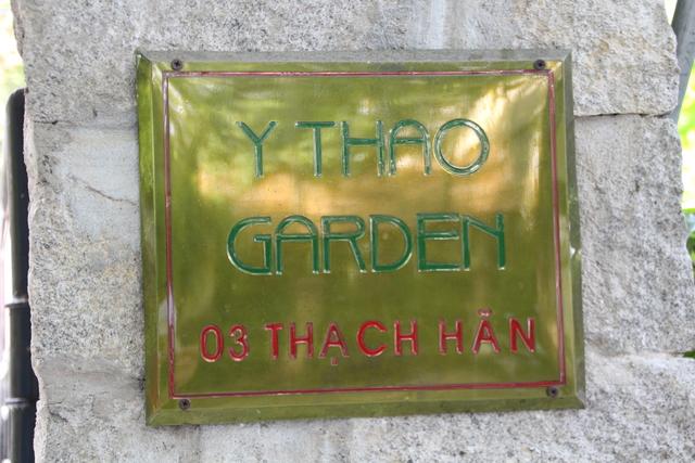 Restaurante Y Thao Garden