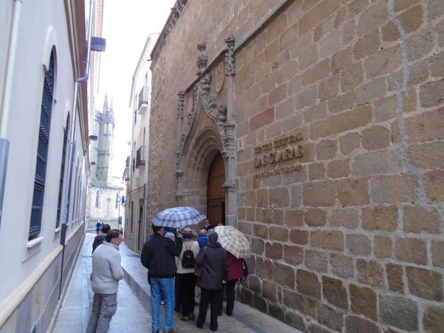 Centro cultural Las Claras.
