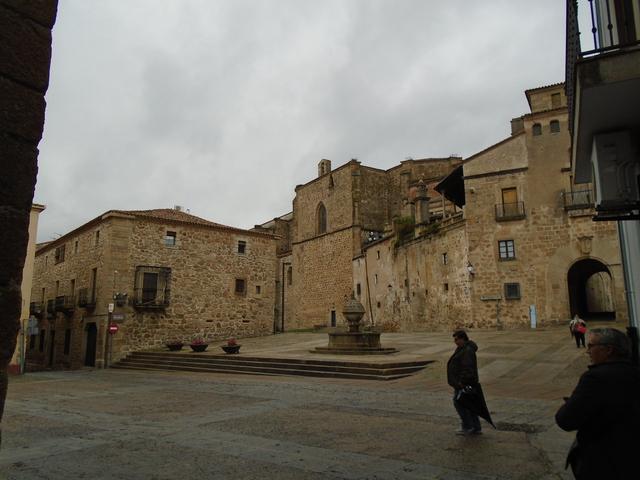 La plaza de San Nicolás.