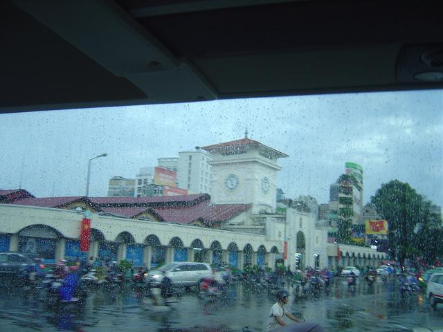 Mercado Bén Tanh.