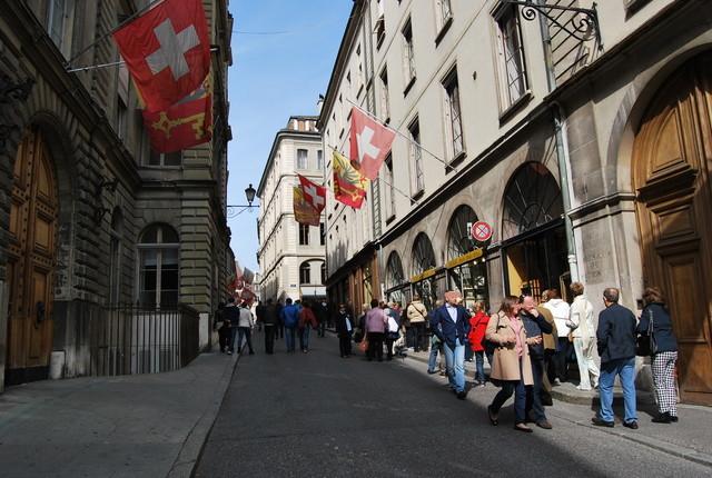 Rue de l'Hotel de Ville (Calle del ayuntamiento)
