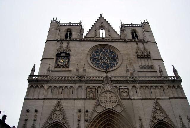 Catedral de Lyon.