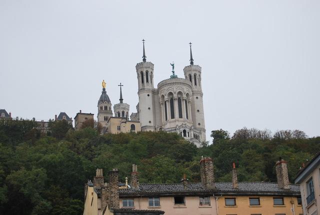 Basilique de Fouriére (Lyon)