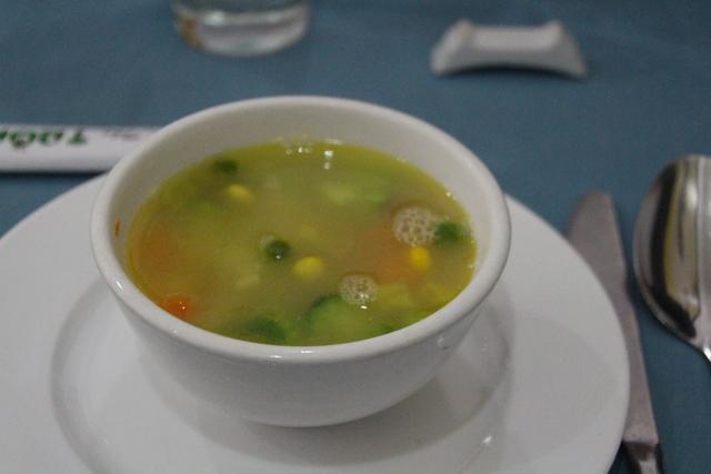 Legim soup.