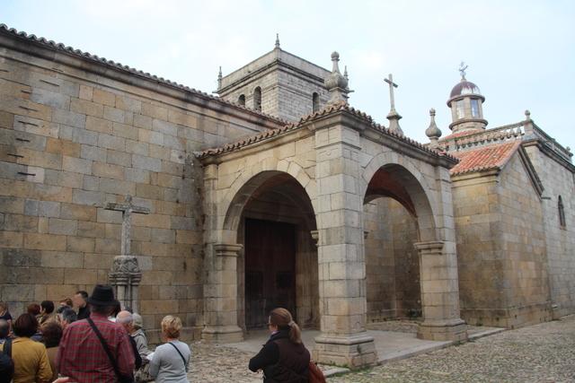 Iglesia parroquial de La Alberca.