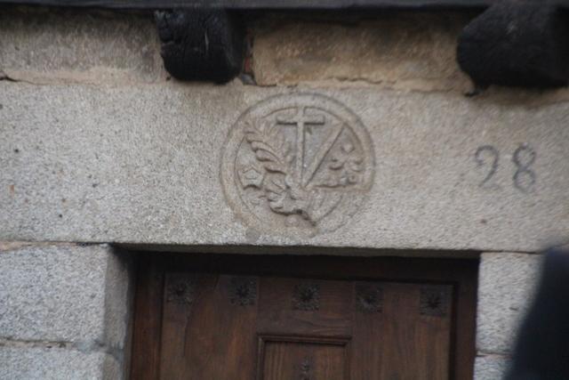 Edificio de la Inquisición.