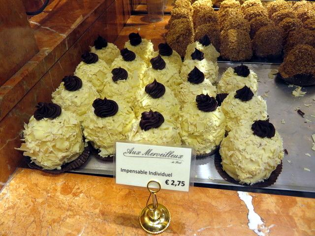 Los pasteles que tienen tanto éxito.