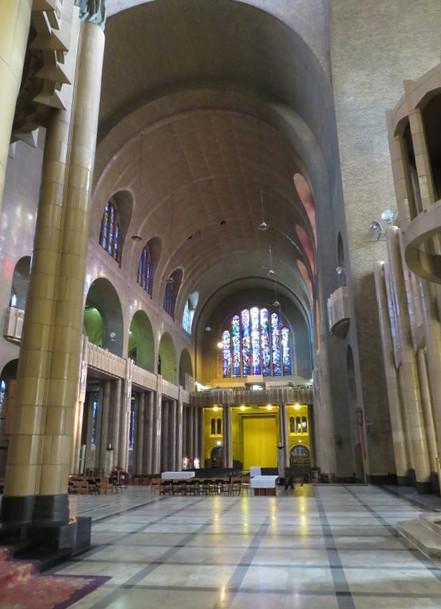 Basílica del Sagrado Corazón. Bruselas.